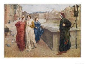 ¿Conoce la Historia de Dante? Descubre todo lo necesario aquí