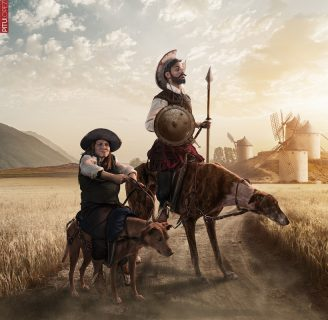 ¿Conoces la historia de Don Quijote? Descúbrela aquí
