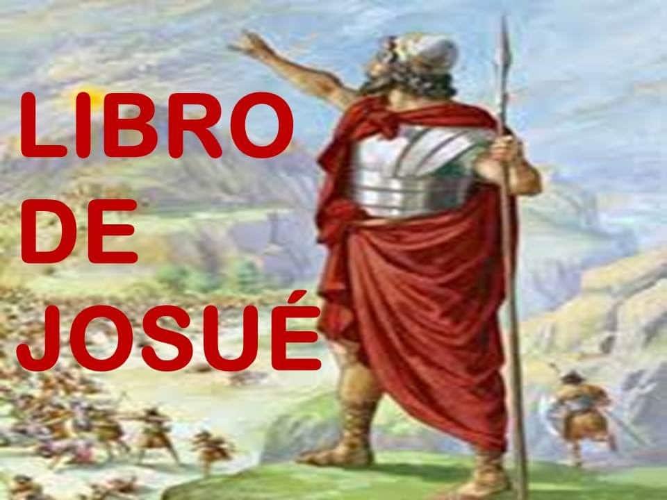 ¿Conoces la historia de Josué? El hombre sucesor de Moisés.