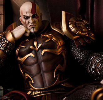 ¿Conoce la Historia de Kratos? descubrela completa aquí