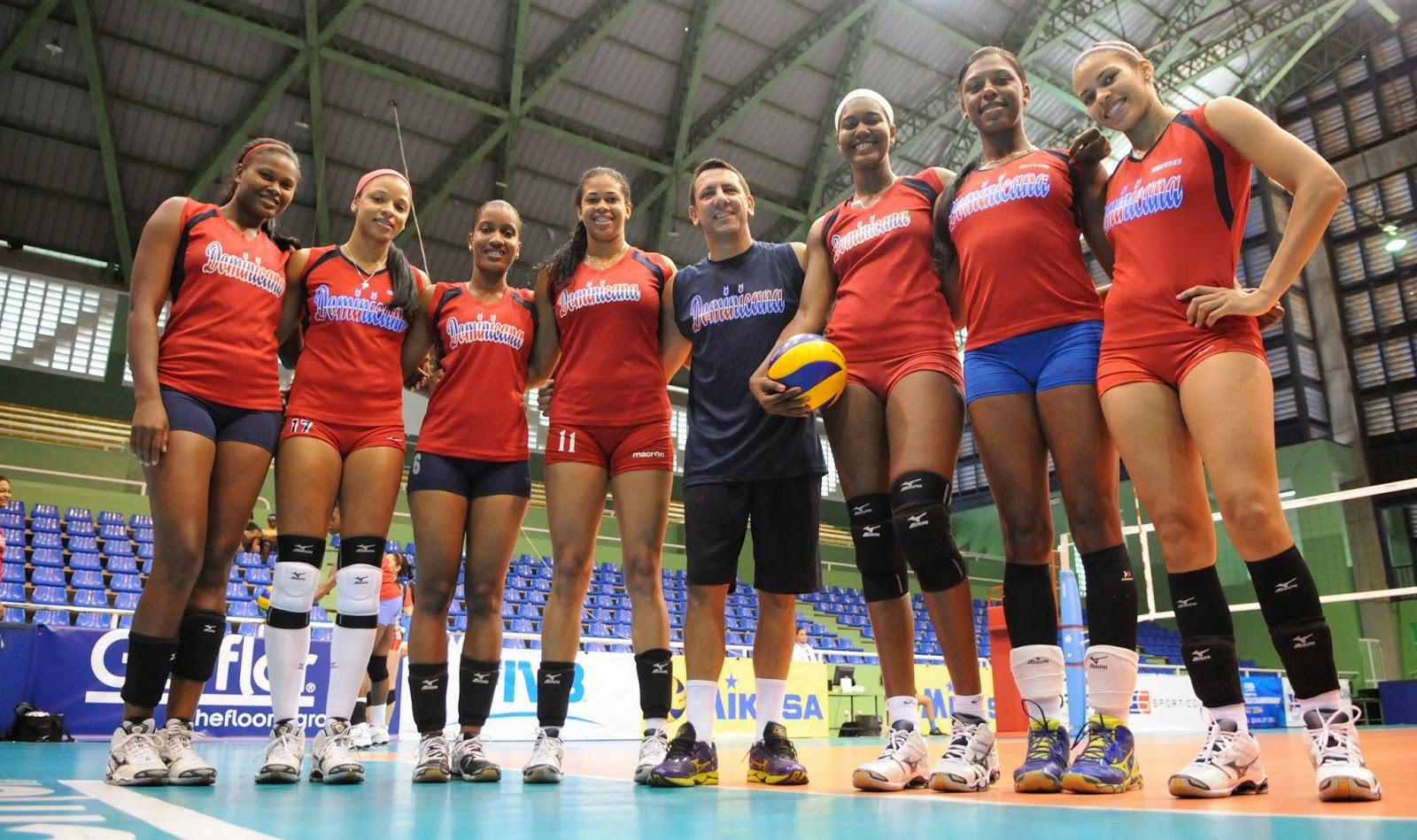 Historia del Voleibol en la República Dominicana
