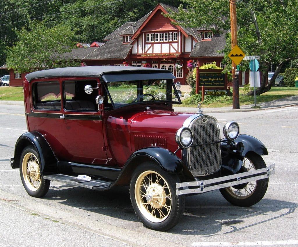 Historia de la Ford