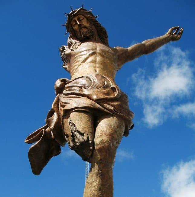 Historia del Cristo Roto, todo lo que desconoce de él