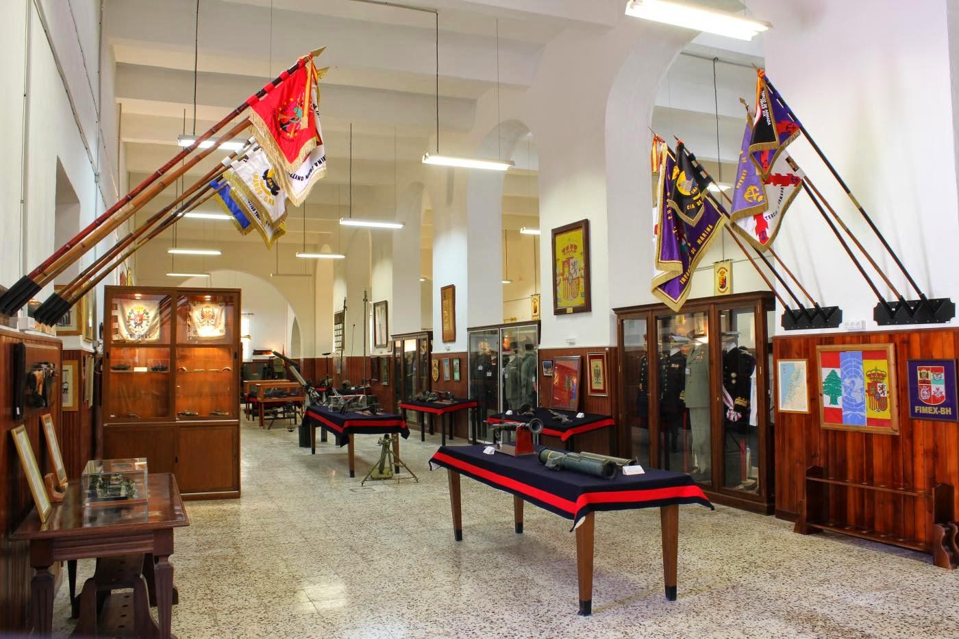 Sala historica museo