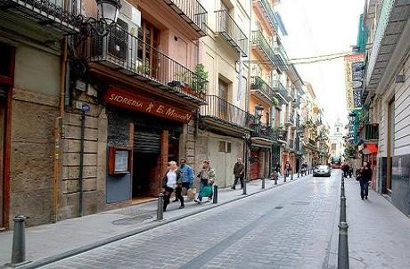 calle bolseria