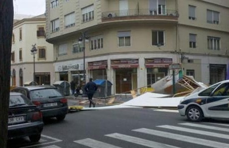 calle guillem de Castro