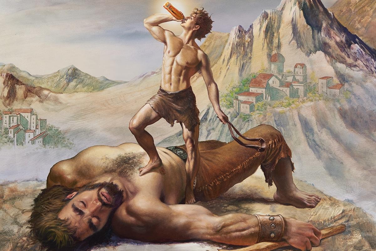 Conozca La Historia De David Y Goliat Un Clásico De La Fe Religiosa