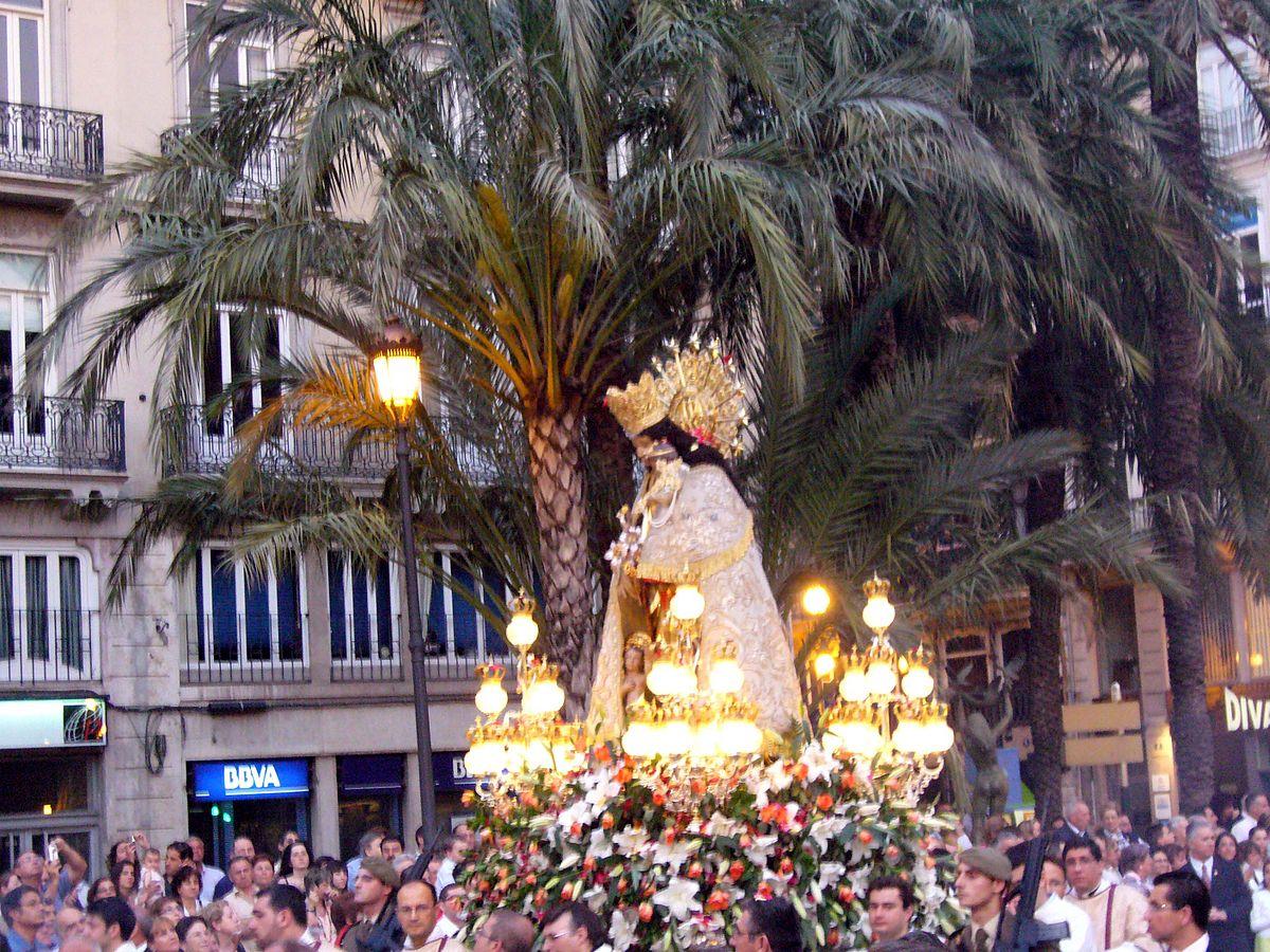 fiesta Valencia