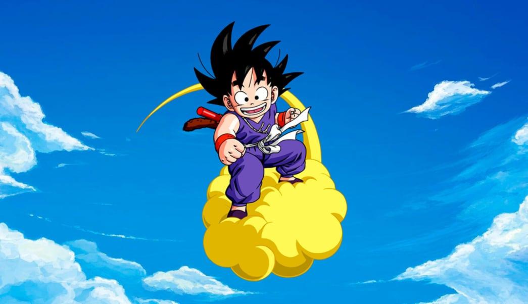 historia de Goku