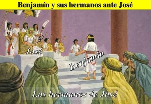 hermanos jose- benjamin