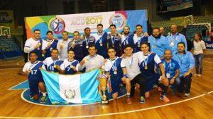 Historia del balonmano en Guatemala