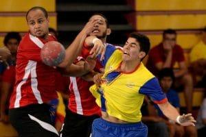 Historia del balonmano en Colombia