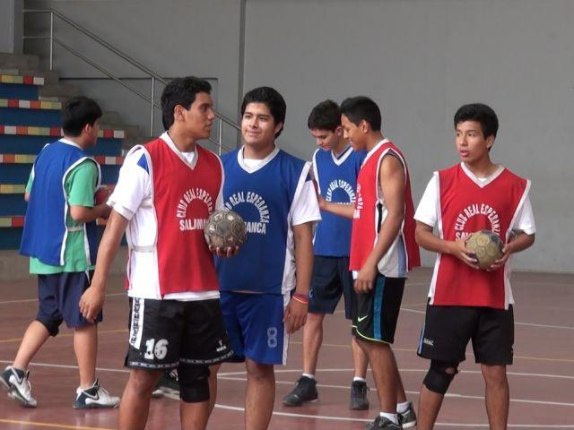 Historia del balonmano en el Perú