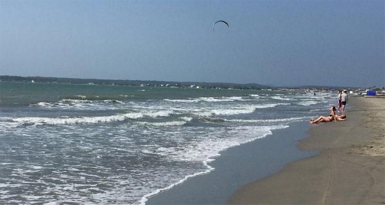 la playa boquilla