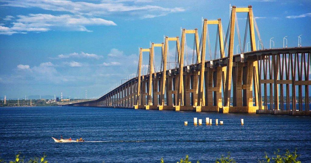 Historia de Maracaibo: puente, puerto, hospital, virgen de la Chiquinquirá, basílica y más