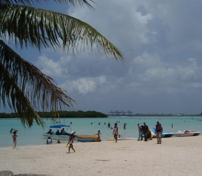 playas de bocachica