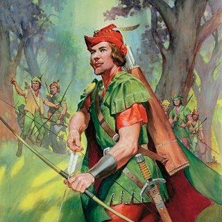 ¿Conoce la historia de Robin Hood? Apréndala aquí