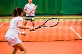 tenis doble