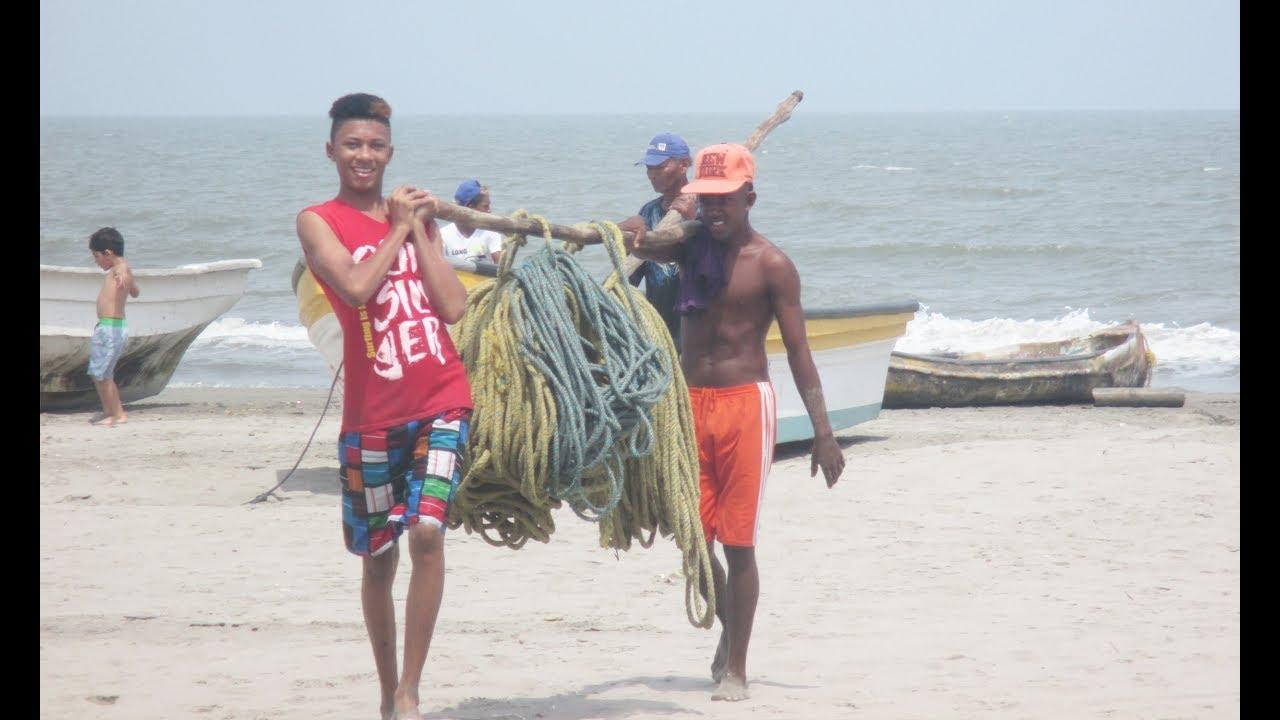tierra de pescadores