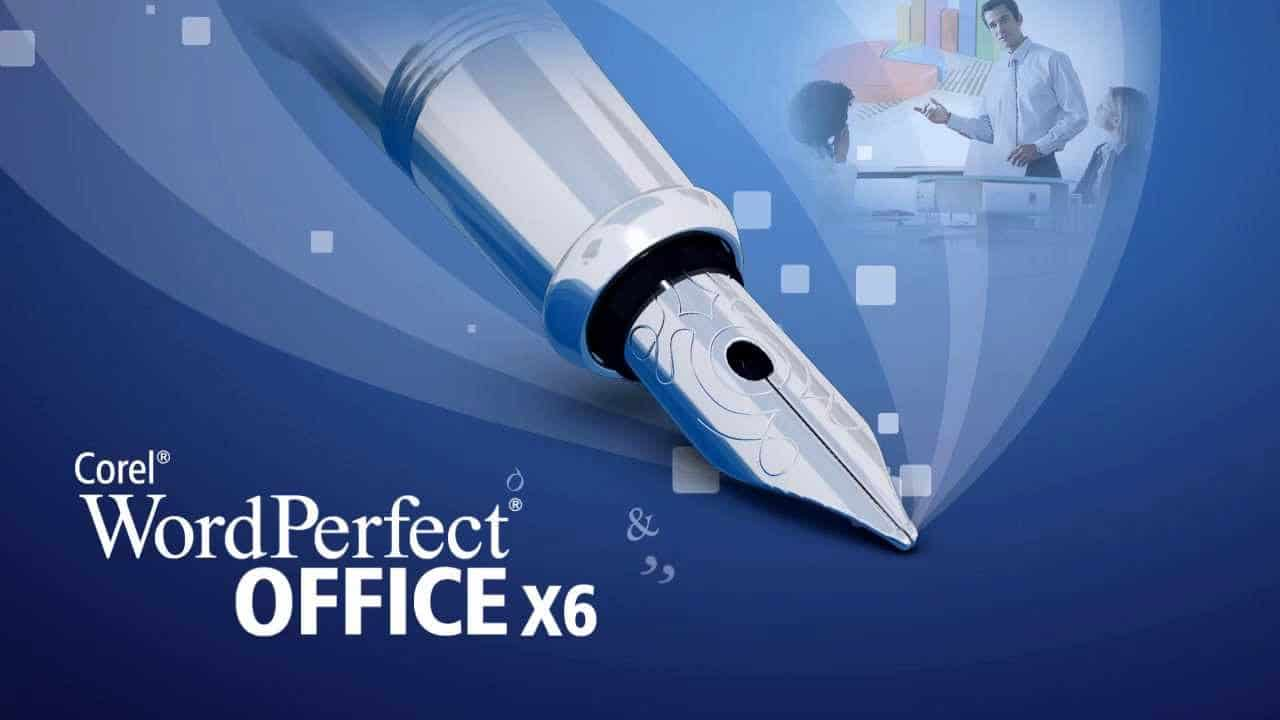 wordperfect 1
