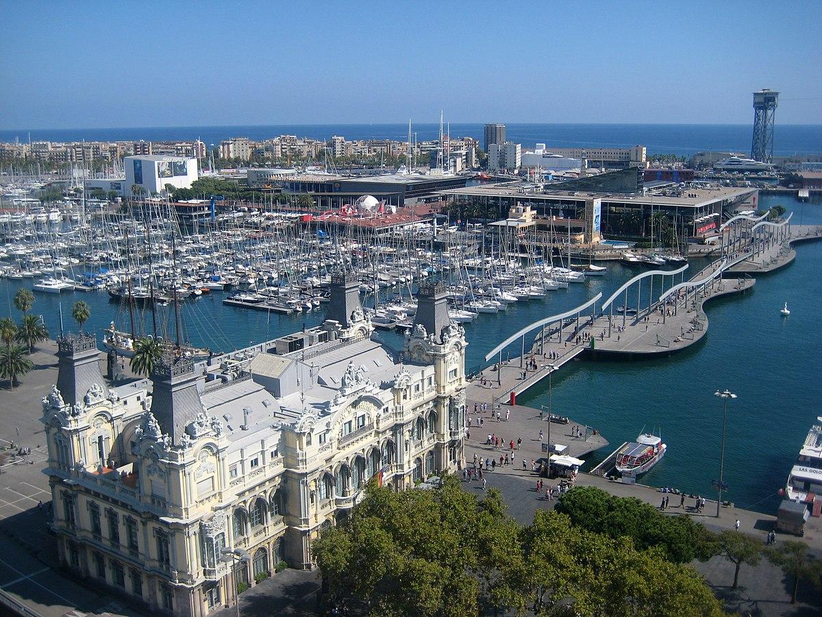 Historia de Barcelona: museos, metro, puerto, y más