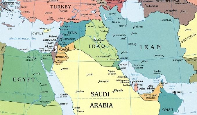 Historia de Irak