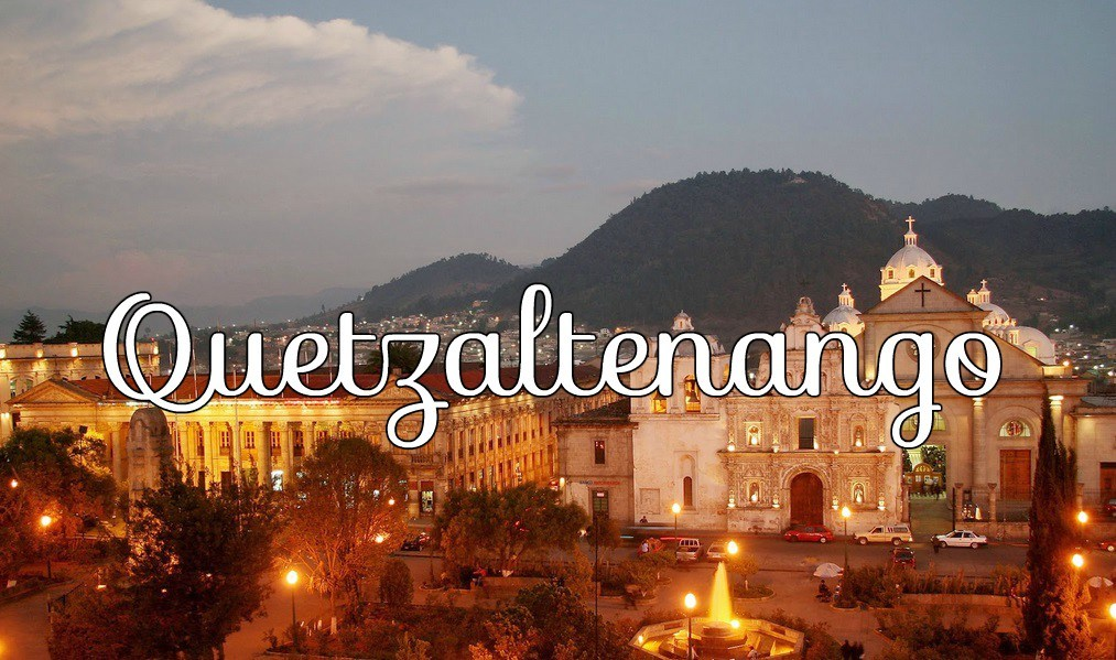 Historia de Quetzaltenango