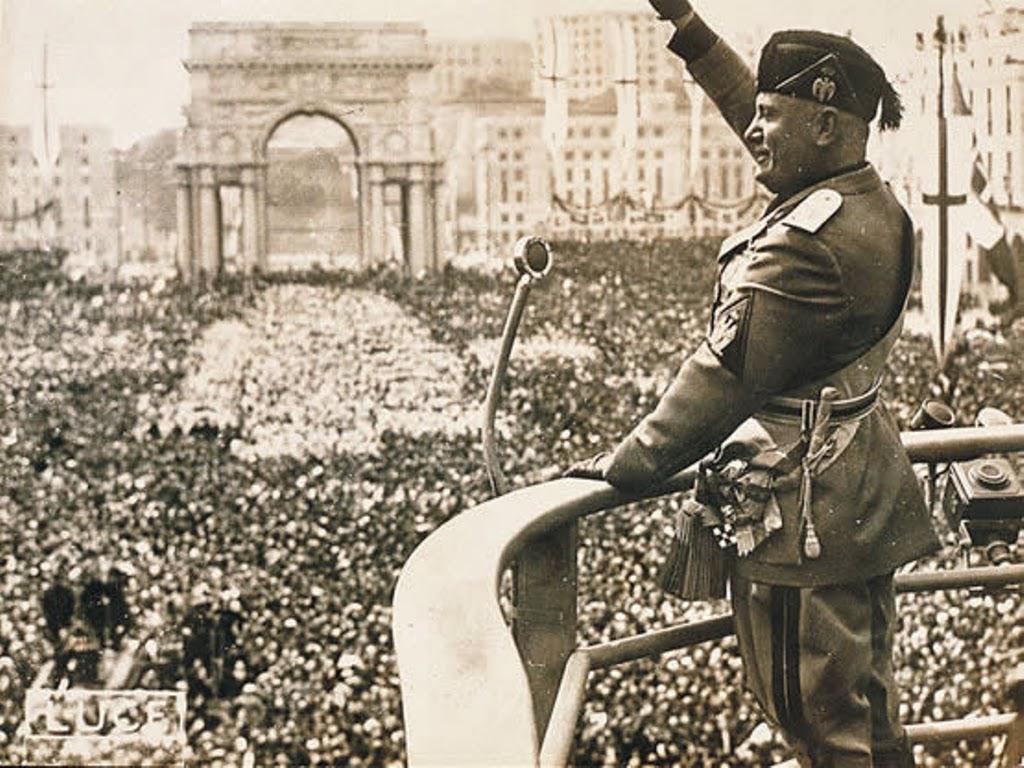 Italia bajo la dictadura