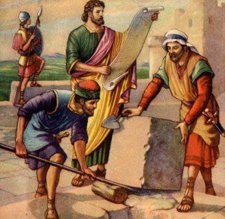Historia de Nehemias, todo lo que desconoce sobre él