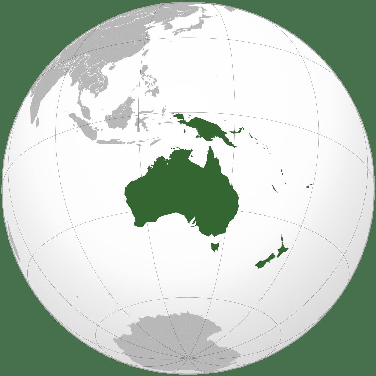 Historia de Oceanía, todo lo que desconoce de este continente